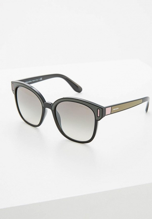 Очки солнцезащитные Prada Prada PR040DWZBW10 очки солнцезащитные prada prada pr040dmsuk35
