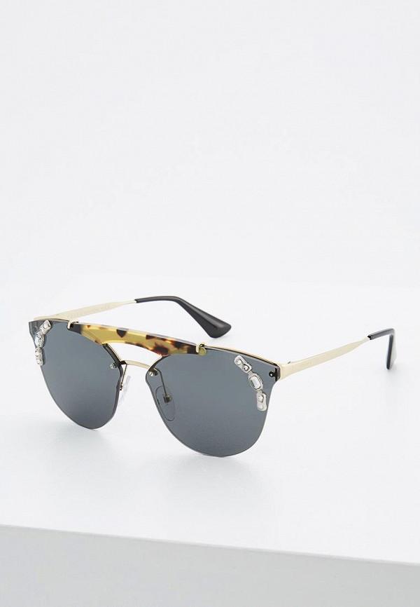 Очки солнцезащитные Prada Prada PR040DWZBW23 очки солнцезащитные prada prada pr040dmsuk35