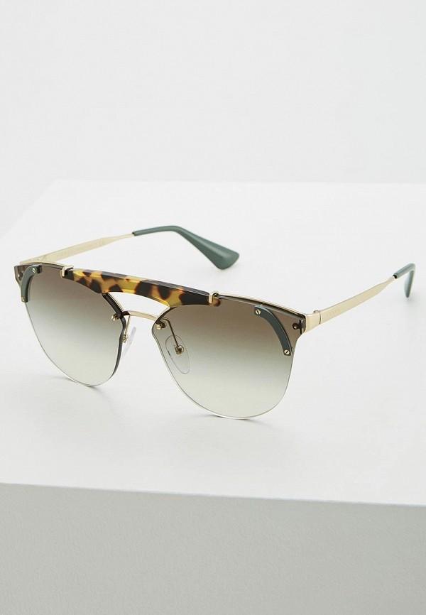 Очки солнцезащитные Prada Prada PR040DWZBW24 очки солнцезащитные prada prada pr040dweot91