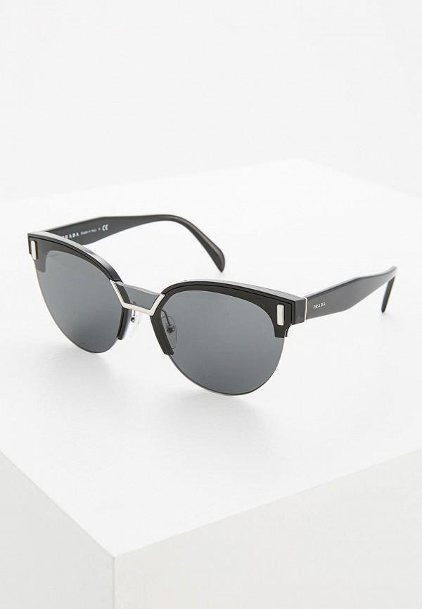 Очки солнцезащитные Prada Prada PR040DWZBW27 очки солнцезащитные prada prada pr040dmsuk35