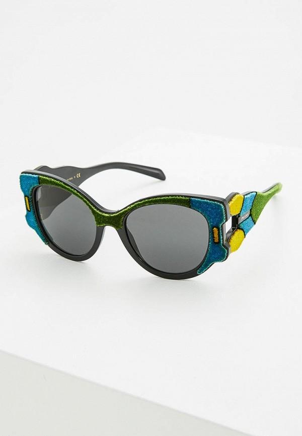 Очки солнцезащитные Prada Prada PR040DWZBW33 очки солнцезащитные prada prada pr040dmsuk35