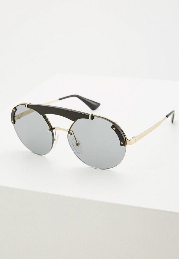 Очки солнцезащитные Prada Prada PR040DWZBW43 очки солнцезащитные prada prada pr040dweot91