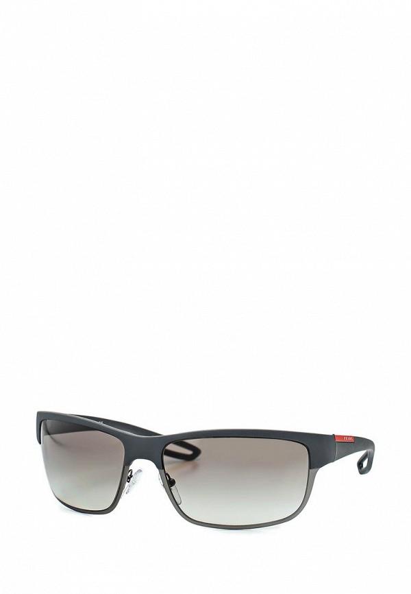 Мужские солнцезащитные очки Prada Linea Rossa 0PS 50QS