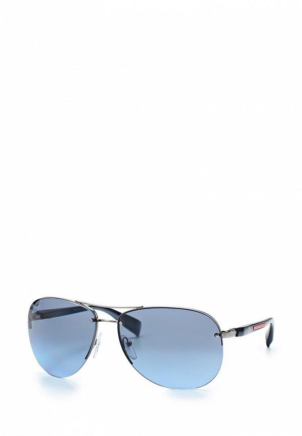 Мужские солнцезащитные очки Prada Linea Rossa 0PS 56MS