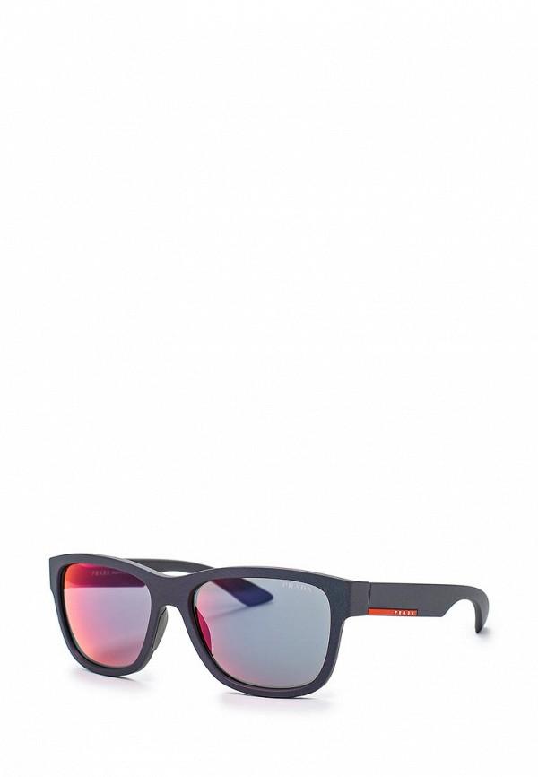 Мужские солнцезащитные очки Prada Linea Rossa 0PS 03QS