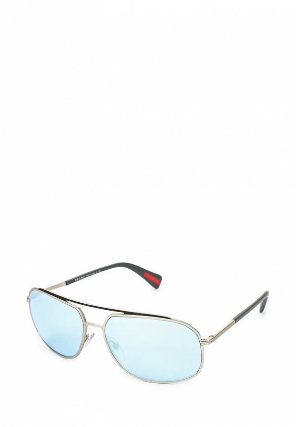 Мужские солнцезащитные очки Prada Linea Rossa 0PS 56RS