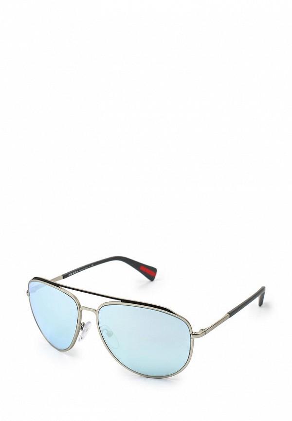 Мужские солнцезащитные очки Prada Linea Rossa 0PS 55RS