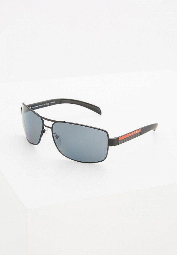 Очки солнцезащитные Prada Linea Rossa Prada Linea Rossa PR044DMZBA86 очки солнцезащитные prada linea rossa prada linea rossa pr044dmozl41