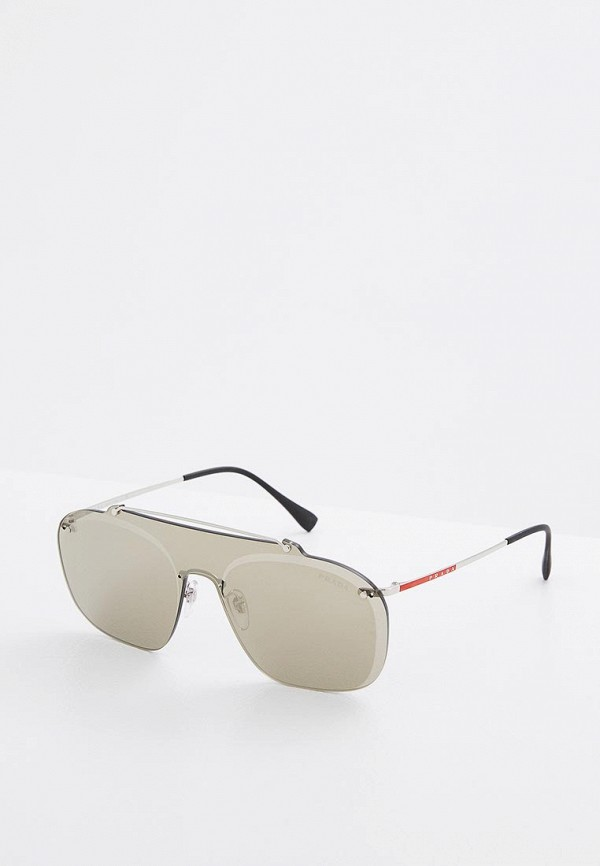 Очки солнцезащитные Prada Linea Rossa Prada Linea Rossa PR044DMZBB00 очки солнцезащитные prada linea rossa prada linea rossa pr044dmdpx28