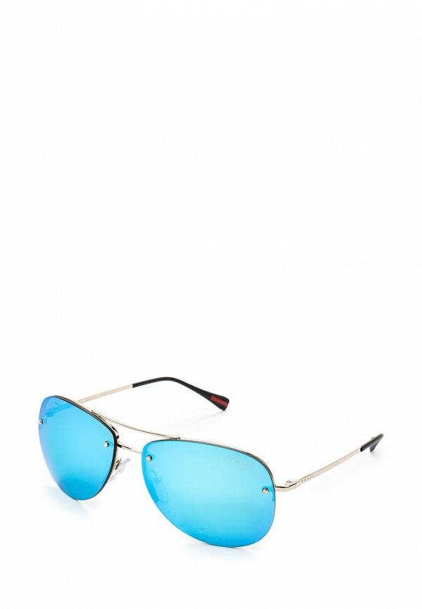Мужские солнцезащитные очки Prada Linea Rossa 0PS50RS
