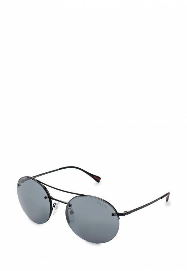 Мужские солнцезащитные очки Prada Linea Rossa 0PS54RS