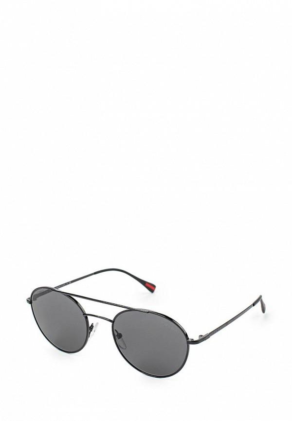 Очки солнцезащитные Prada Linea Rossa Prada Linea Rossa PR044DUOZL30 очки солнцезащитные prada linea rossa prada linea rossa pr044dmdpx28