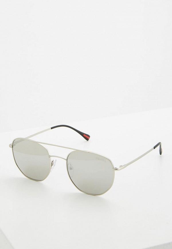 Очки солнцезащитные Prada Linea Rossa Prada Linea Rossa PR044DUZBA80 очки солнцезащитные prada linea rossa prada linea rossa pr044dmozl41
