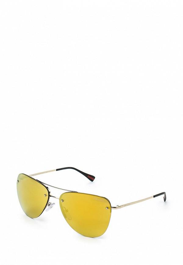 Женские солнцезащитные очки Prada Linea Rossa 0PS53RS