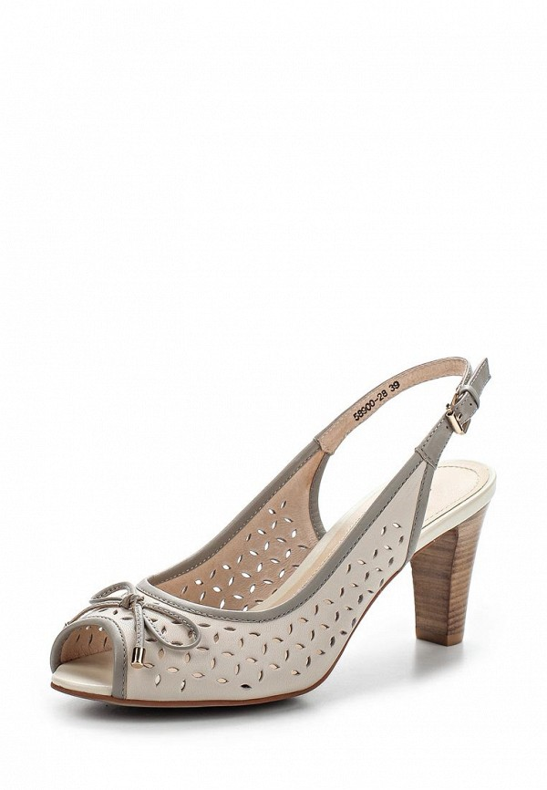 Босоножки на каблуке Provocante 58900-28