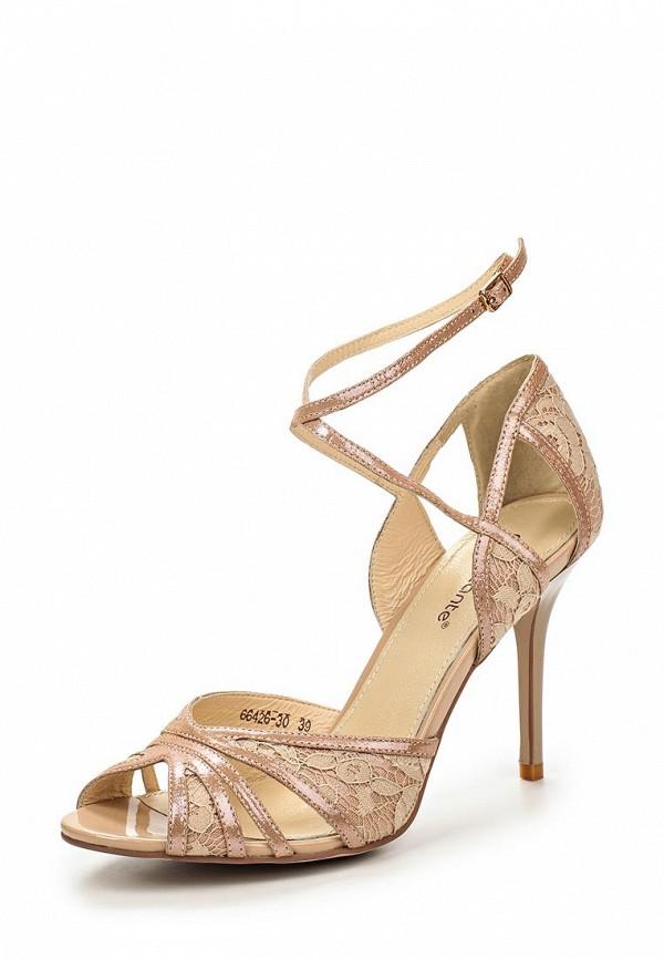Босоножки на каблуке Provocante 66426-30