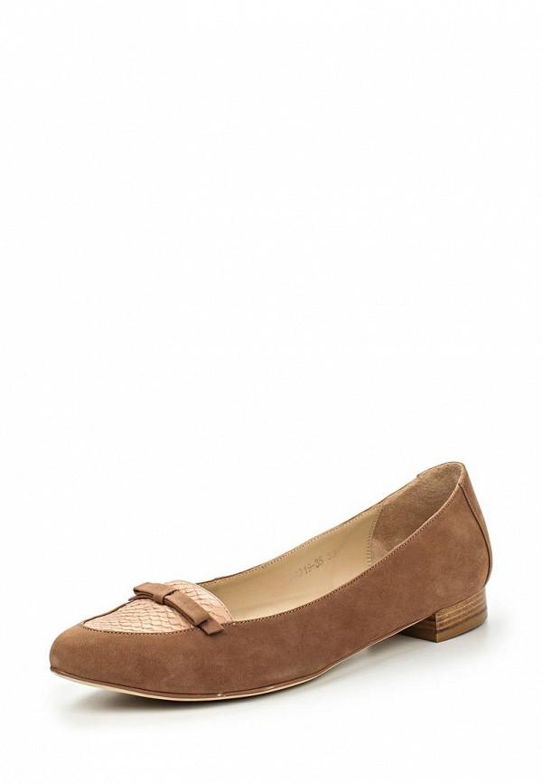 Туфли на плоской подошве Provocante 60219-35