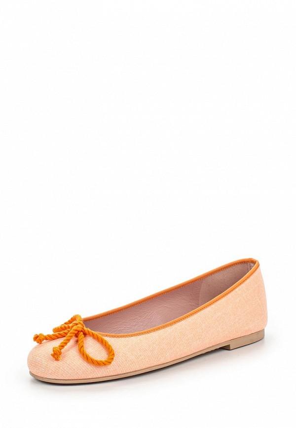 Балетки Pretty Ballerinas Pretty Ballerinas PR758AWRHD39 pretty ballerinas обувь на шнурках