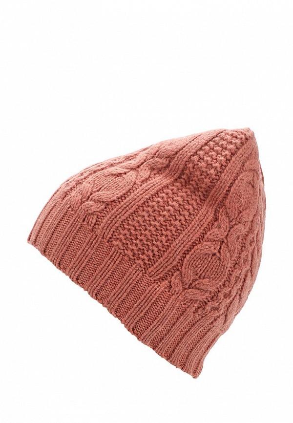 Фото - женскую шапку Pur Pur кораллового цвета