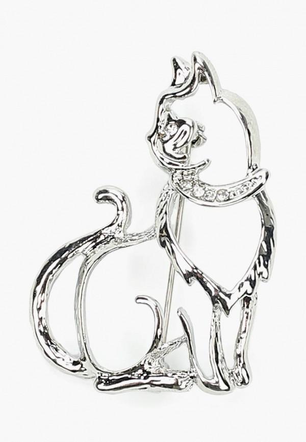 Брошь Pur Pur Pur Pur PU007DWBEYJ2 брошь bohemia style цвет серебряный с чернением черный 7061 1141 04