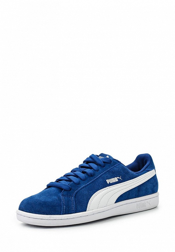 Купить Кеды Puma синего цвета