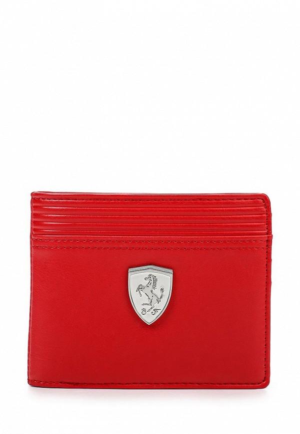 Кошелек Puma Ferrari LS Wallet M rosso corsa