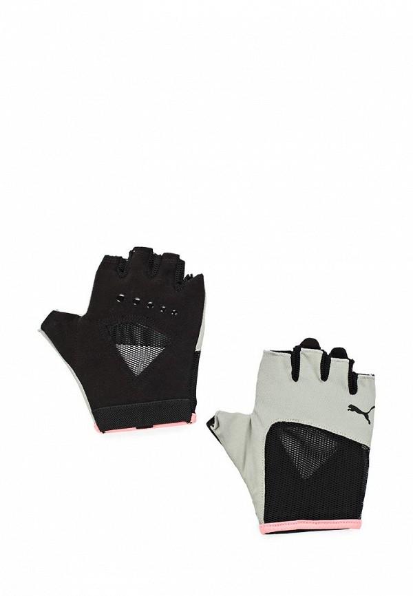 Перчатки для фитнеса PUMA PUMA PU053DWAMOR3 puma чехол на руку для смартфонов puma