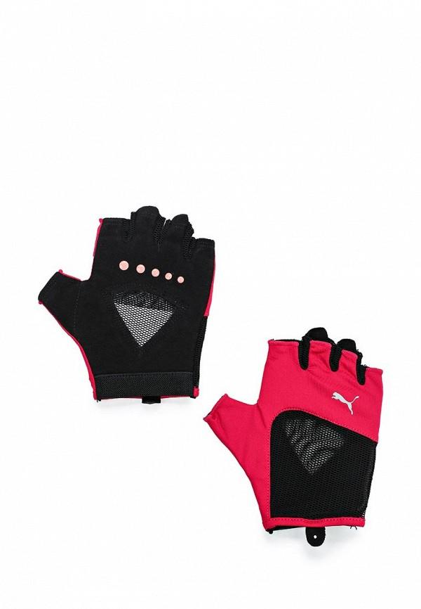 Перчатки для фитнеса PUMA PUMA PU053DWUTH69 перчатки для фитнеса vamp женские цвет розовый 540 размер xl