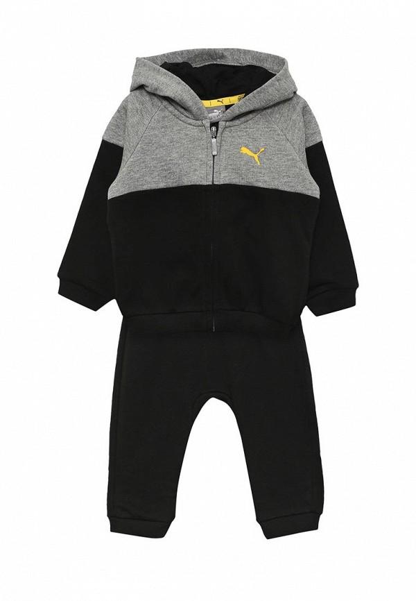 Костюм спортивный PUMA PUMA PU053EBAMNI0 костюм спортивный женский puma classic sweat suit cl цвет черный 85021701 размер l 46 48