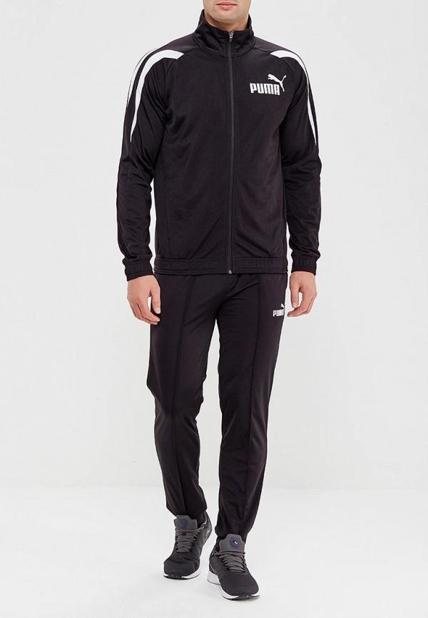 Костюм спортивный PUMA PUMA PU053EMAMTR0 костюм спортивный мужской puma ftbltrg poly tracksuit цвет черный салатовый 655202 50 размер s 44 46