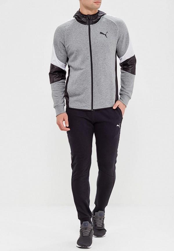 Костюм спортивный PUMA PUMA PU053EMAMTR2 костюм спортивный мужской puma ftbltrg poly tracksuit цвет черный салатовый 655202 50 размер s 44 46