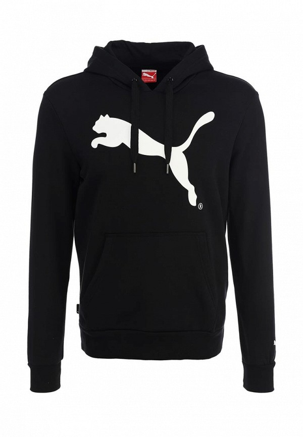 Big Cat Hooded Sweat, Fleece