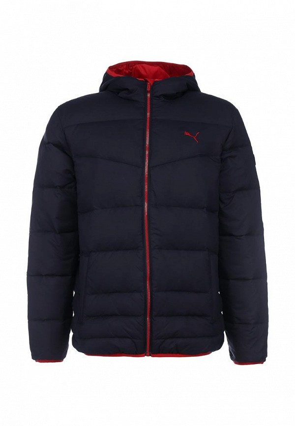 Пуховик Puma ESS Hooded Down Jacket M new navy-scoote