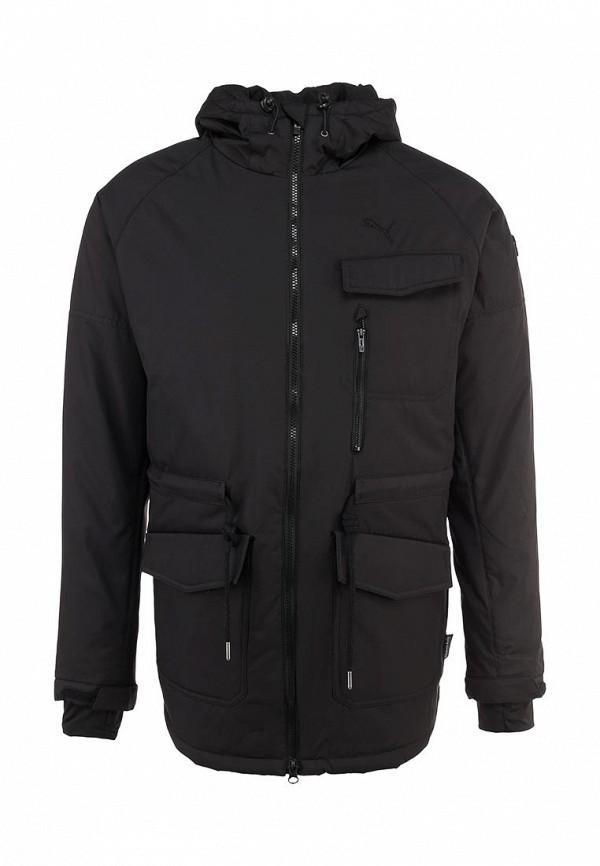 Куртка утепленная Puma STYLE Padded Jacket M black