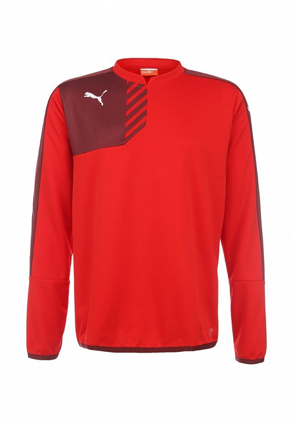 Лонгслив спортивный Puma Mestre Training Sweat puma red