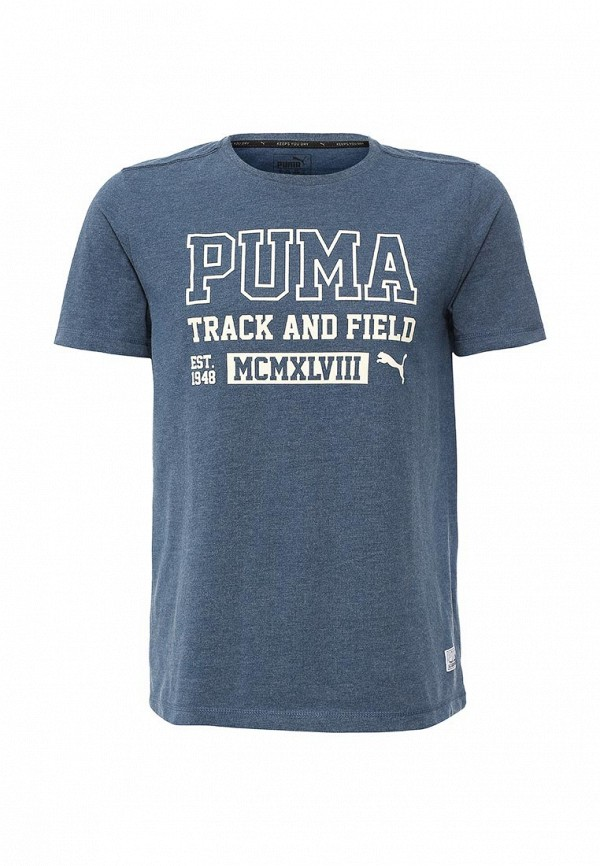 Футболка с надписями Puma 83654512