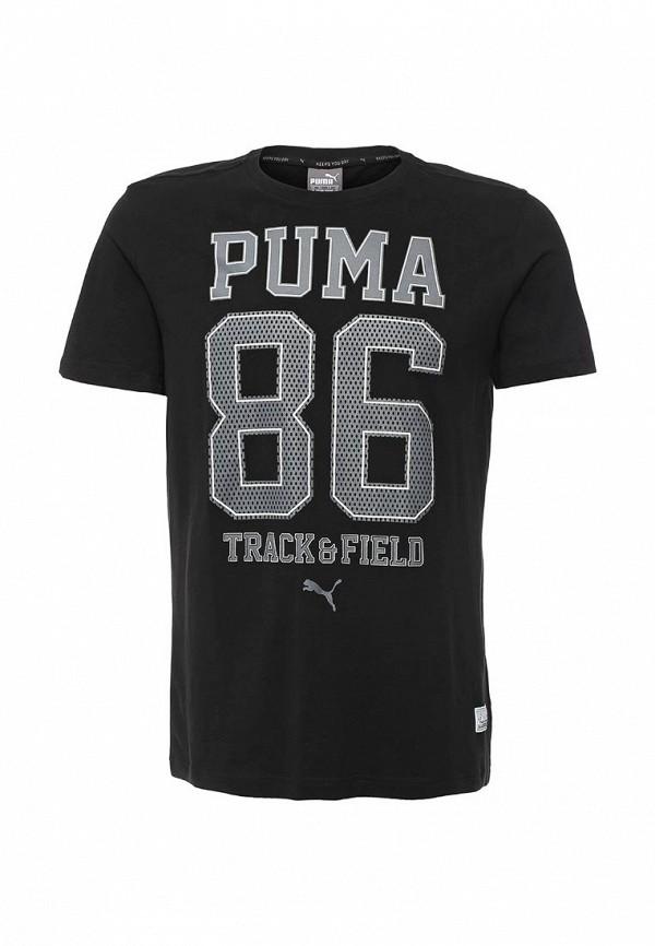 Футболка с надписями Puma 83654601