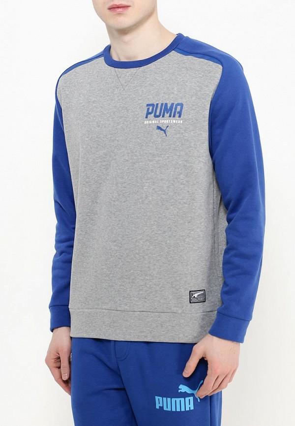 Свитшот PUMA PUMA PU053EMQPG28 свитшот puma puma pu053ebwsd47