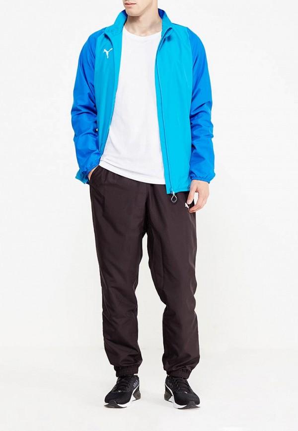 Костюм спортивный PUMA PUMA PU053EMUTM88 костюм спортивный мужской puma ftbltrg poly tracksuit цвет черный салатовый 655202 50 размер s 44 46