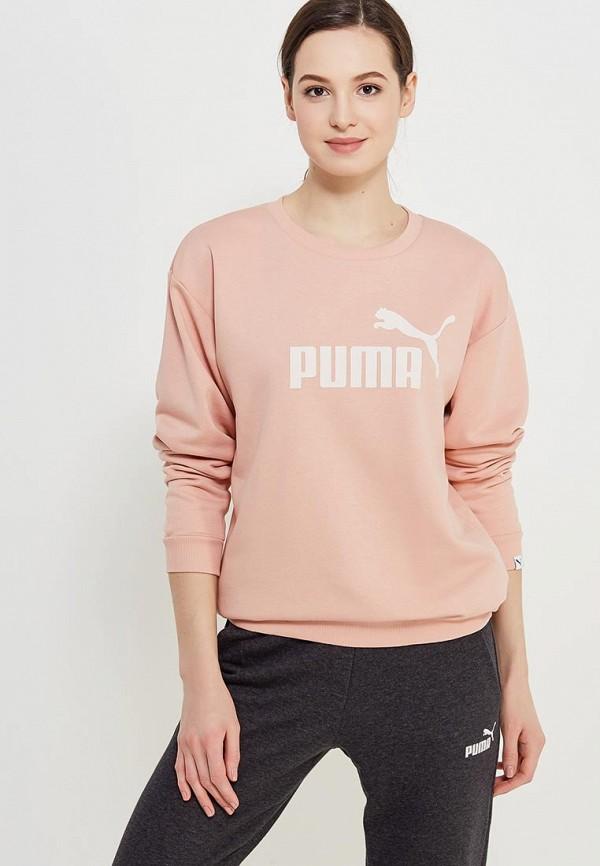 Свитшот PUMA PUMA PU053EWAMVT8 свитшот puma puma pu053ebwsd47