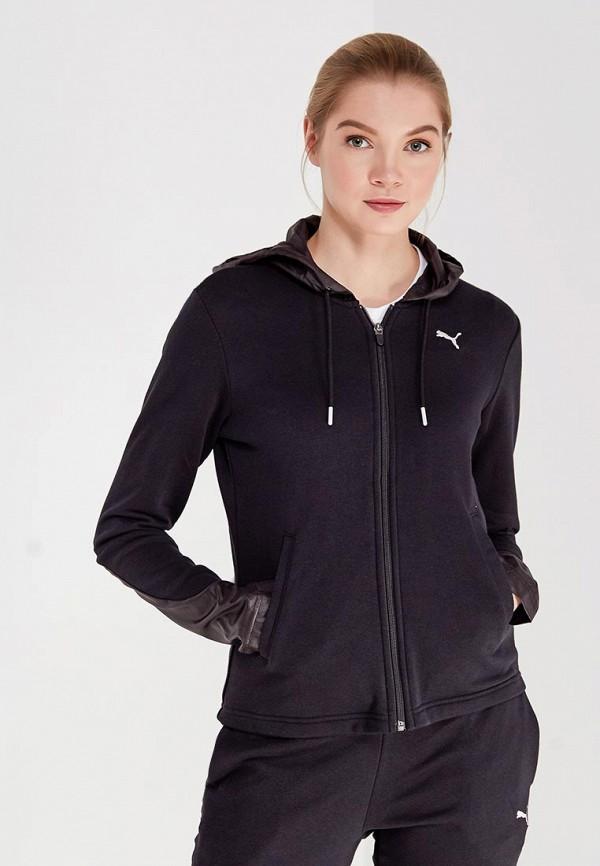 Костюм спортивный PUMA PUMA PU053EWAMWA6 костюм спортивный мужской puma ftbltrg poly tracksuit цвет черный салатовый 655202 50 размер s 44 46
