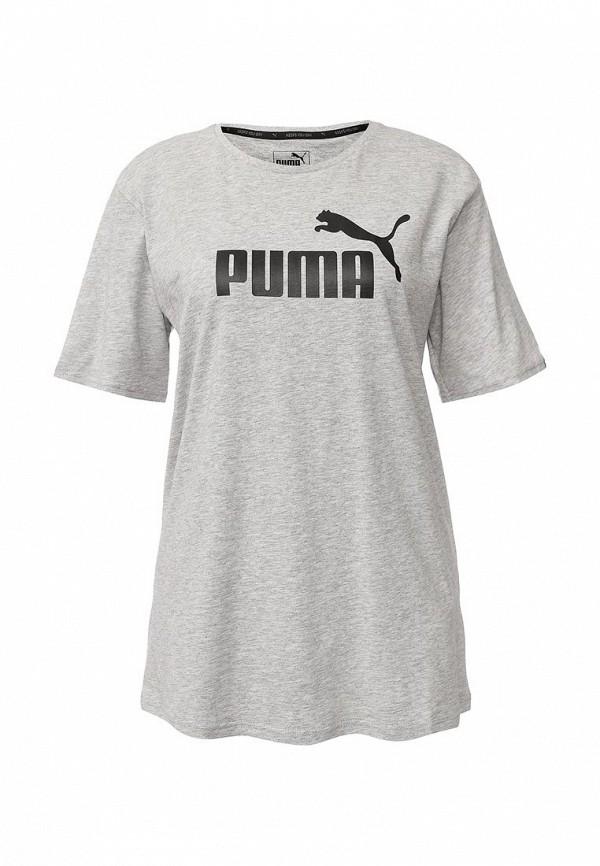 Футболка с надписями Puma 83840004