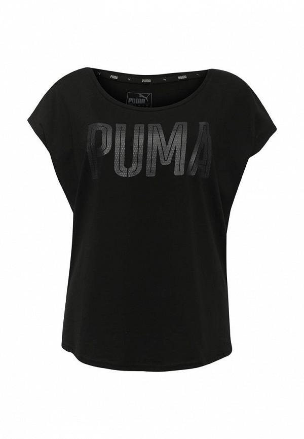 Футболка с надписями Puma 83849501