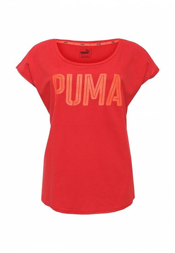 Футболка с надписями Puma 83849509