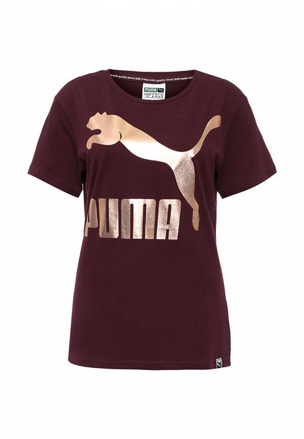 Футболка с надписями Puma 57128605