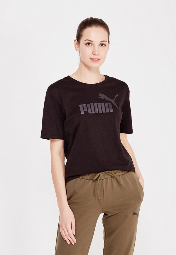 Футболка PUMA PUMA PU053EWUTK08 футболки puma футболка игровая puma 70047913