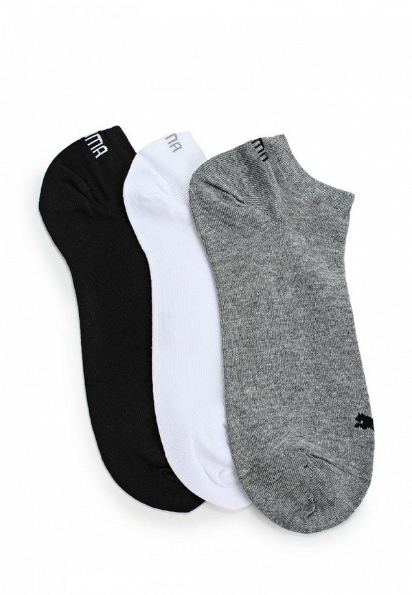Комплект 3 шт. Puma Invisible Sneaker 3 Pair