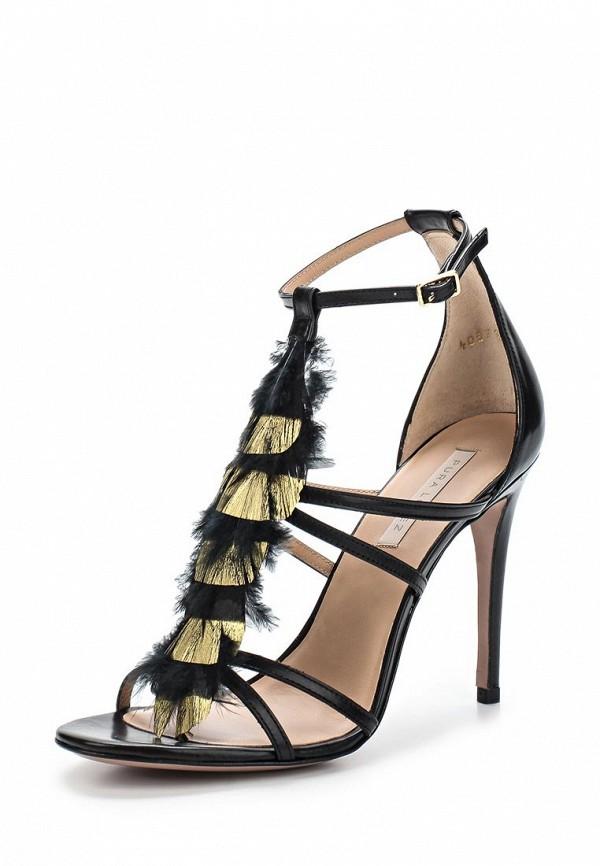 Босоножки на каблуке Pura Lopez ZAAF418NE
