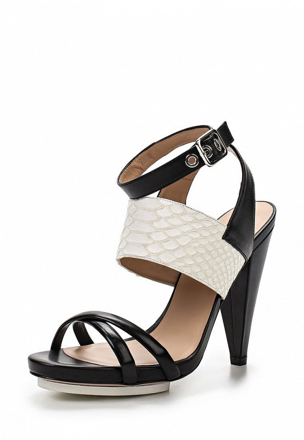 Босоножки на каблуке Pura Lopez AF565