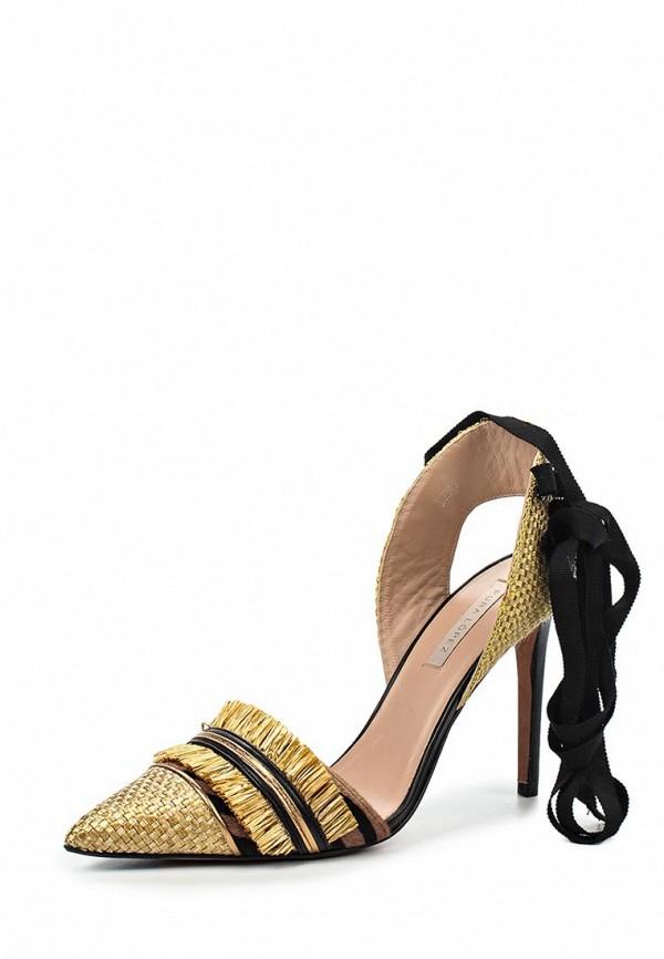 Босоножки на каблуке Pura Lopez ZAAH155 HO1053